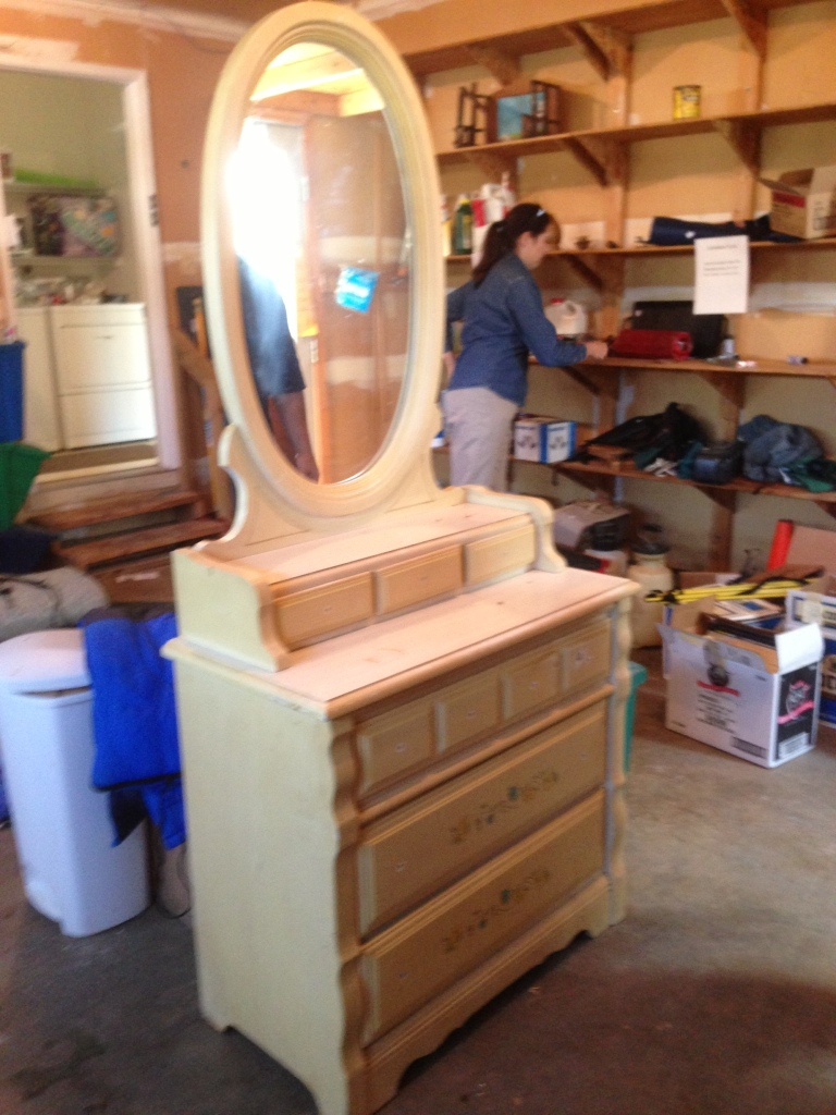 Saved by Scottie estate dresser before2